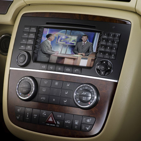Functie TV pentru sistemul multimedia