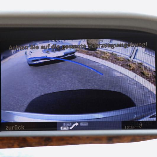 Camera video pentru marsarier