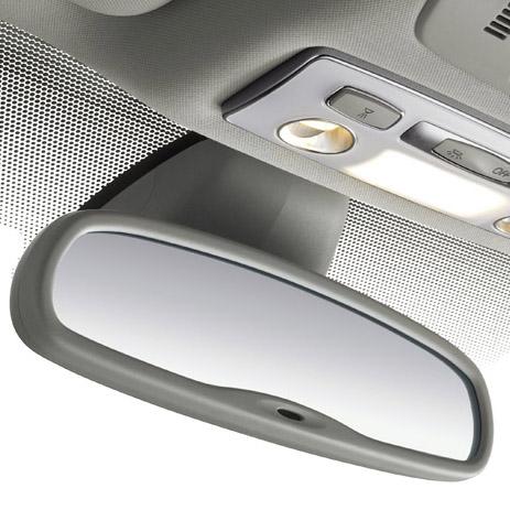 Oglinda interioara cu sistem antiorbire