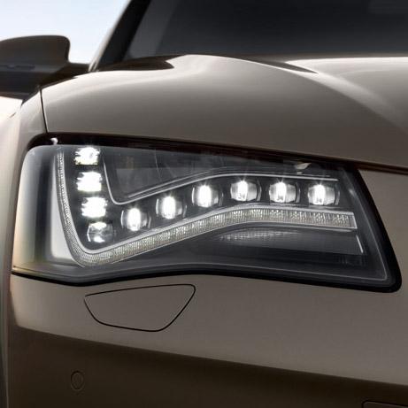 Lumini de zi cu LED-uri