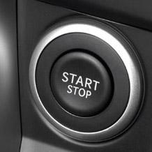 Pornire motor pe buton