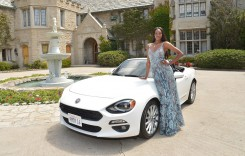 Fiat 124 Spider și Playboy playmate of the year
