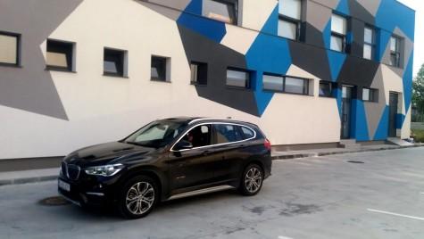 BMW X1 – Am fugit cu bodyguard-ul în lume