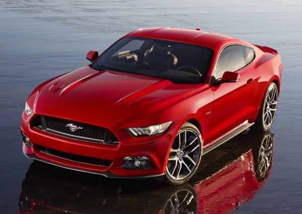 Ford Mustang 2 mașini pentru bărbați