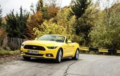 Test drive Ford Mustang GT – Dresură de cai sălbatici