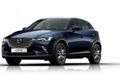 Mazda CX-3 – antidot pentru virusul SUV