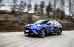 Toyota C-HR – Atenție, a aterizat OZN-ul!