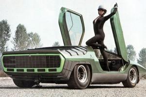 Alfa Romeo Carabo portiere