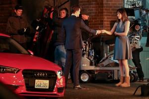 Audi A3 Cincizeci de umbre întunecate