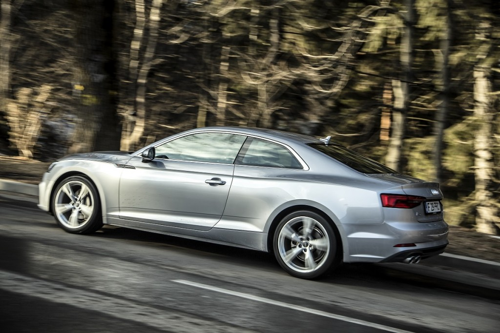 Audi A5 Coupe 13