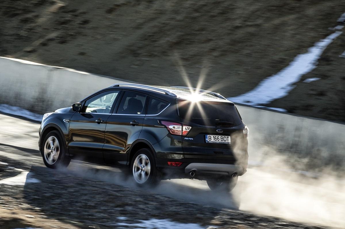 Kia Sportage & Ford Kuga (12)