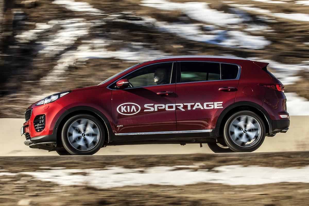 Kia Sportage & Ford Kuga (9)