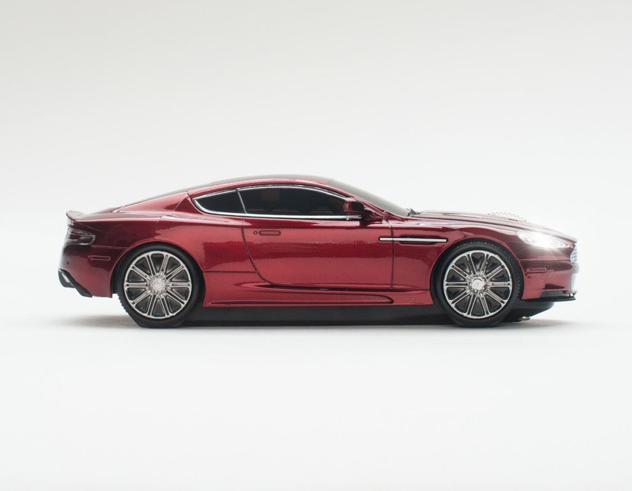 mouse-masina-aston-martin-dbs-magnum-red-wireless-4