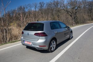 Volkswagen Golf facelift
