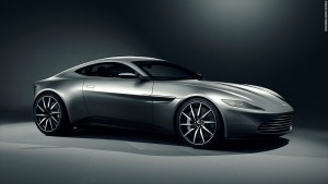 Aston Martin James Bond