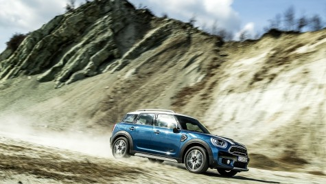 Test drive MINI Cooper Countryman – MAXI personalitate