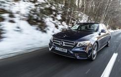 Da, mamă, sunt hipnotizată! Test drive cu cea mai inteligentă limuzină business, Mercedes-Benz E-Class
