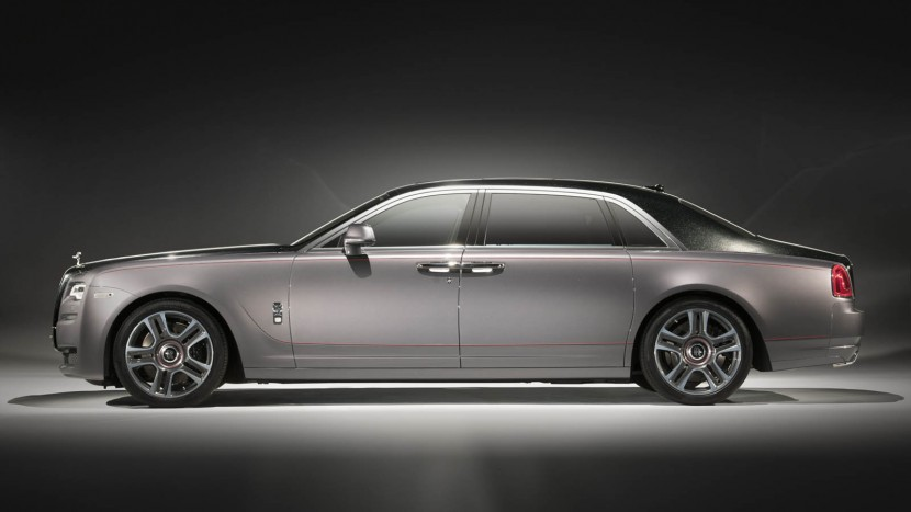 Rolls-Royce diamante