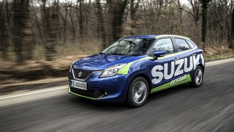 "Test drive Suzuki Baleno 1.0 BOOSTERJET GLX – Iartă-mă că ți-am zis ""Baleno""!"