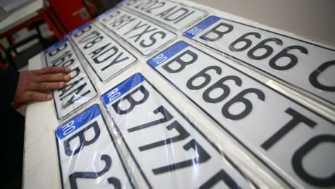 Cum alegeți numărul perfect pentru mașină
