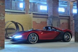 Ferrari Pinifarina
