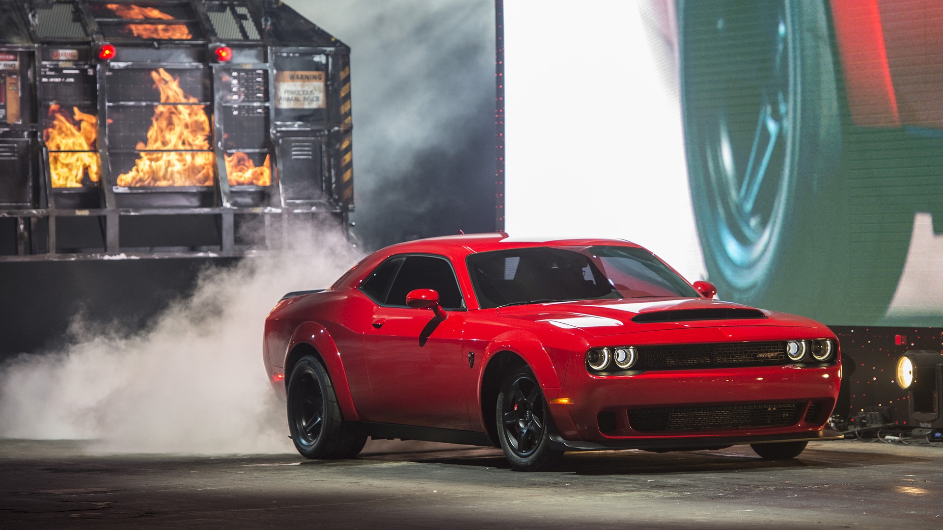 Dodge Challenger SRT Demon New York