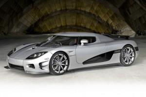 Koenigsegg CXR Trevita cele mai scumpe mașini