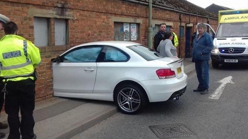 Accident BMW (1)