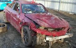Alfa Romeo Giulia – Daună totală la o lună de la achiziție
