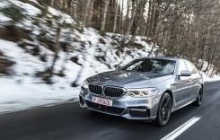 Mașina timpului – BMW Seria 5