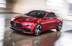 Mercedes-Benz A-Class sedan – Viitorul sună compact