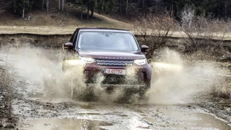 Test drive Land Rover Discovery SD4 – Imaginația naște monștri cu bune maniere