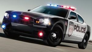 Dodge Charger mașini de poliție