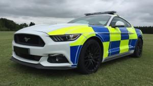 Ford Mustang mașini de poliție