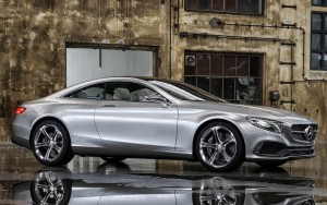 Mercedes-S-Class-Coupe sexy