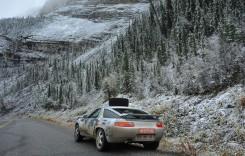 Înconjurul lumii în 5 luni, cu un Porsche 928