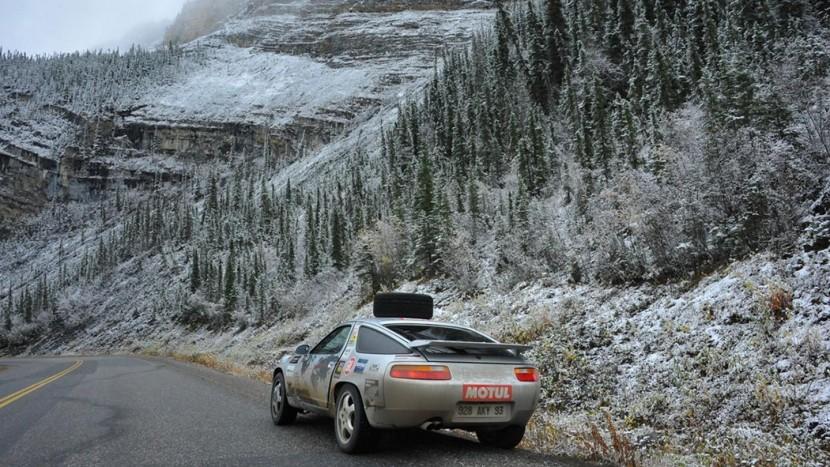 Porsche în jurul lumii (2)