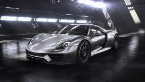 Porsche 918 Spyder sexy