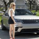 Range Rover Velar Ellie Goulding 4