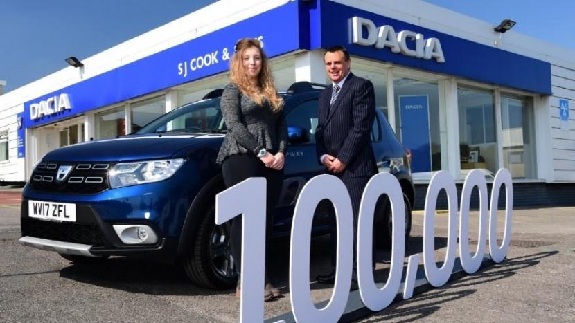 Record Dacia