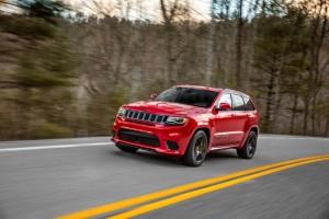 Jeep Grand Cherokee Trackhawk New York