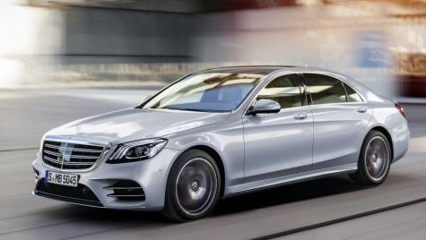OFICIAL: Totul despre noul Mercedes S-Class facelift