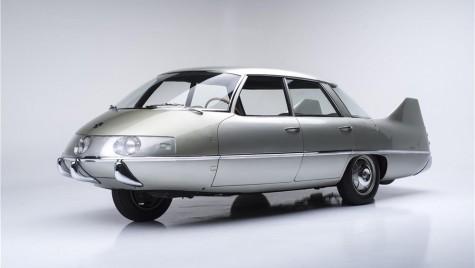 Pininfarina X Sedan – Hai să punem roțile altfel!