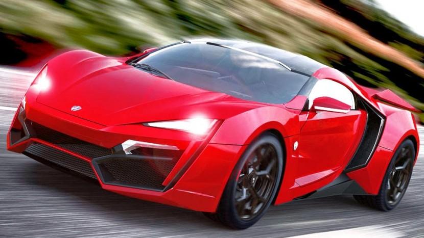 Lykan Hypersport cele mai scumpe mașiniLykan Hypersport cele mai scumpe mașini