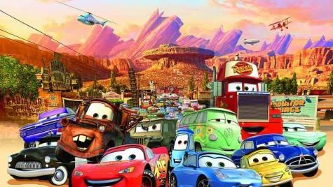 De weekend! Desene animate pentru cei mici și cei mari