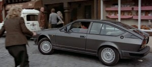 Alfa Romeo GTV6 James Bond