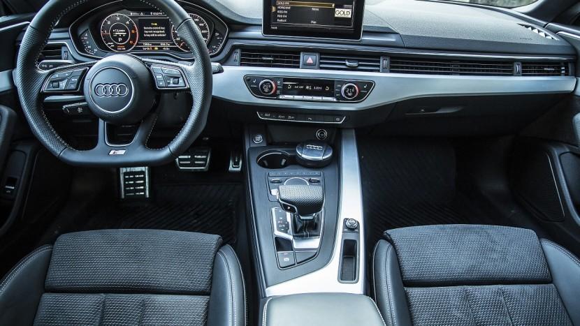 Audi A5 Coupe 2 manuală automată