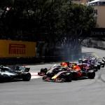 Bottas Monaco