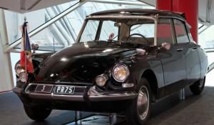 Charles de Gaulle mașini prezidențiale