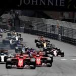 Kimi leader Monaco